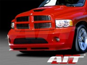 SRT-2 Style Front Bumper Cover For Dodge Ram 2002-2005