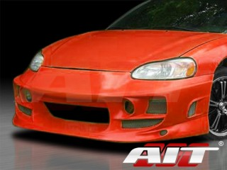 BMX Style Front Bumper Cover For Dodge Stratus 2001-2002 Coupe