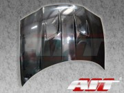 Type-3 Style Functionl Cooling Hood For Dodge Stratus 1995-2000