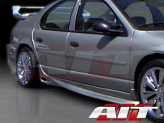 Combat Style Side Skirts For Dodge Stratus 1995-2000