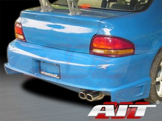 Drift Style Rear Bumper  For Dodge Stratus 1995-2000