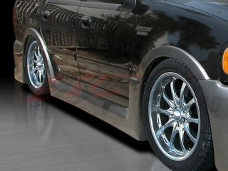 PRESIDENTE Series Side Skirts For Ford Expedition 1997-2002