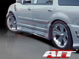 EXE Style Side Skirts For Ford Expedition 1997-2002