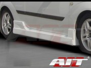 BC Style Side Skirts For Ford Focus 2000-2006