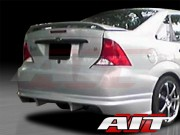 FLS Style Rear Bumper Cover For Ford Focus 2000-2006