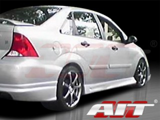 FLS Style Side Skirts For Ford Focus 2000-2006
