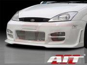 R34 Style Front Bumper Cover For Ford Focus 2000-2004