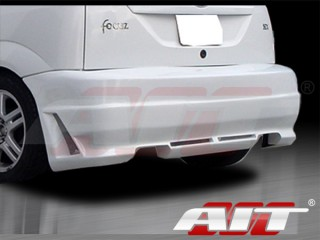 R34 Style Rear Bumper Cover For Ford Focus 2000-2004