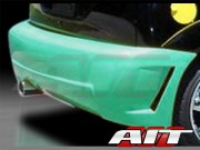 ZEN Style Rear Bumper Cover For Ford Focus 2000-2004