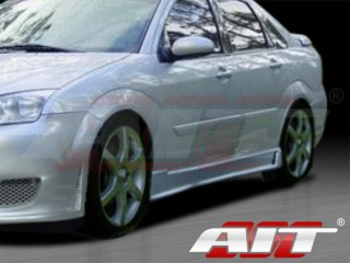 ZEN Style Side Skirts For Ford Focus 2000-2006 ZX4