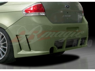 MAX Series Rear Bumper Cover For Ford Focus 2008-2011