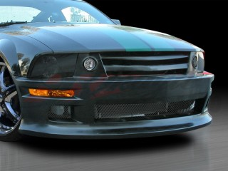 Stallion II Style Front Bumper Cover For Ford Mustang 2005-2009