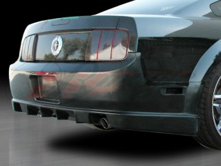Stallion II Style Rear Bumper Cover For Ford Mustang 2005-2009