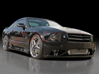 Stallion Style Front Bumper Cover For Ford Mustang 2005-2009