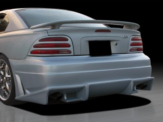 Vascious Series Rear Bumper Cover For Ford Mustang 1994-1998
