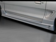 Vascious Series Side Skirts For Ford Mustang 1994-1998