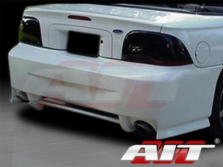 SIN Style Rear Bumper Cover For Ford Mustang 1994-1998