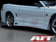 SIN Style Side Skirts For Ford Mustang 1994-1998