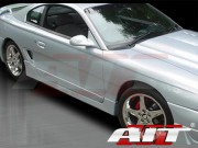 SLN Style Side Skirts For Ford Mustang 1994-1998