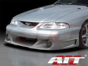 Stallion Style Front Bumper Cover For Ford Mustang 1994-1998