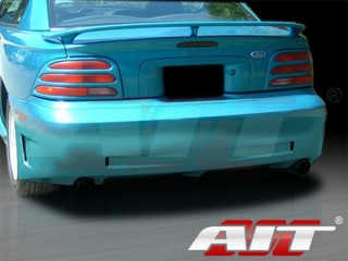 Stallion Style Rear Bumper Cover For Ford Mustang 1994-1998
