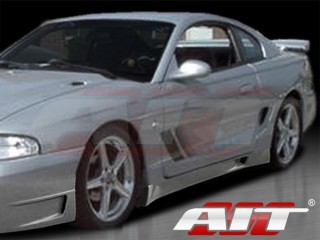 Stallion Style Side Skirts  For Ford Mustang 1994-1998