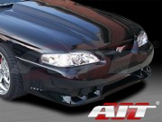 STL Style Front Bumper Cover For Ford Mustang 1994-1998