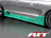 STL Style Side Skirts For Ford Mustang 1994-1998