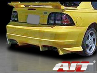 VS Style Rear Bumper Cover For Ford Mustang 1994-1998