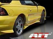 VS Style Side Skirts For Ford Mustang 1994-1998