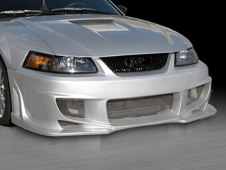 VASCIOUS  Series Front Bumper Cover For Ford Mustang 1999-2004