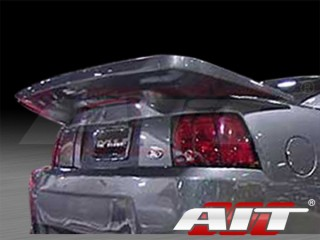 SIN Style Rear Spoiler For Ford Mustang 1999-2004