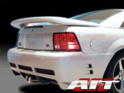 S281-2 Rear Spoiler For Ford Mustang 1999-2004
