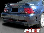 Stallion Style Rear Bumper Cover For Ford Mustang 1999-2004