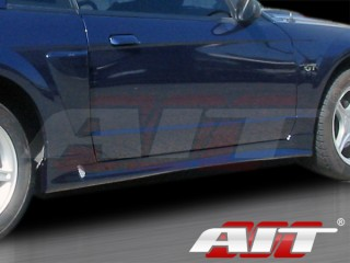 Stallion Style Side Skirts For Ford Mustang 1999-2004