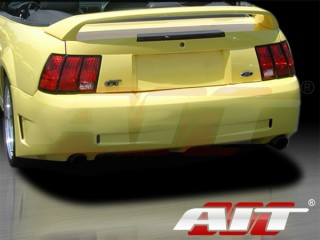 Stallion-2 Style Rear Bumper Cover For Ford Mustang 1999-2004