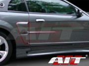 Stallion-2 Style side scoops For Ford Mustang 1999-2004