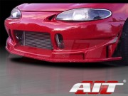 BC Style Front Bumper Cover For Ford Escort 1998-2002 ZX4