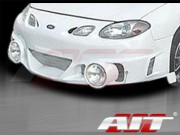 EVO Style Front Bumper Cover For Ford Escort 1997-2001 ZX2