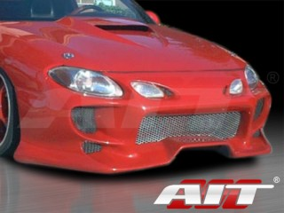 VS Style Front Bumper Cover For 1998-2001 Ford Escort ZX2