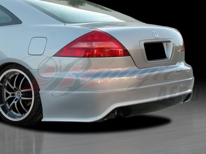 2005 honda accord rear bumper cover