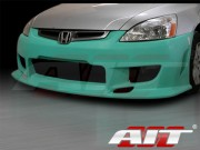 C-Weapon Style Front Bumper Cover For Honda Accord 2003-2005 Coupe