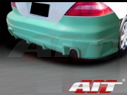 C-Weapon Style Rear Bumper Cover For Honda Accord 2003-2005 Coupe