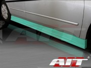 C-Weapon Style Side Skirts For Honda Accord 2003-2007 Sedan