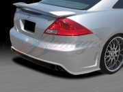 Wondrous Series Rear Bumper Cover For Honda Accord 2006-2007 Coupe