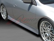 Wondrous Series Side Skirts For Honda Accord 2005-2007 Coupe