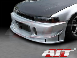 BC Style Front Bumper Cover For Honda Accord 1990-1993