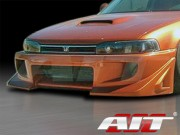 BZ Style Front Bumper Cover For Honda Accord 1990-1993