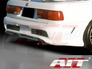 CB-II Style Rear Bumper Cover For Honda Accord 1990-1993