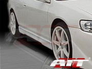 EVO4 Style Side Skirts For Honda Accord 1990-1993